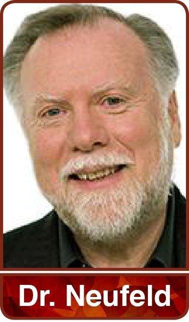 Gordon Neufeld headshot