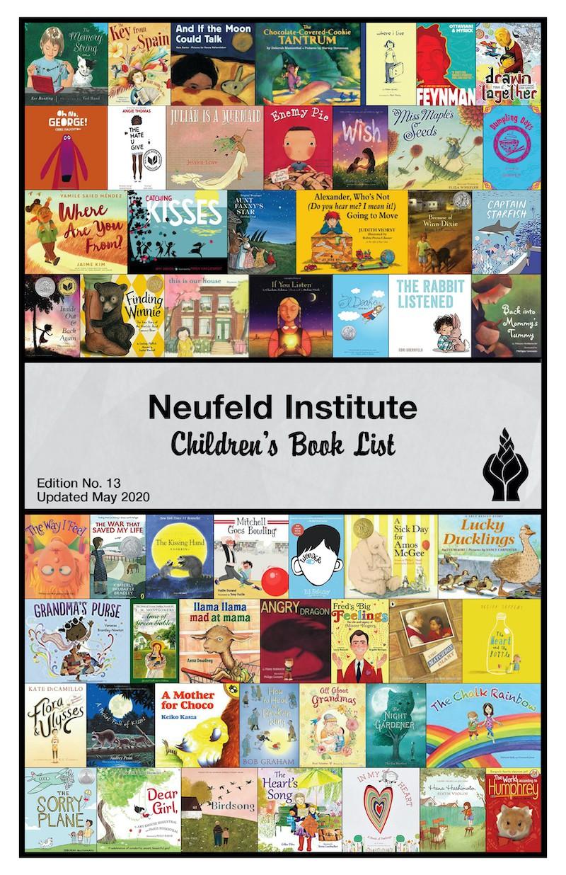 » Children's Book List, 2020
