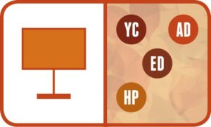 Presentation: YC, AD, ED, HP