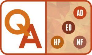 Q&A: AD, ED, HP, NF