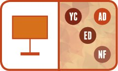 Presentation: AD, ED, NF, YC