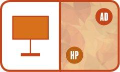 Presentation: AD, HP