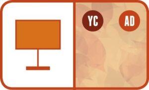 Presentation: YC, AD